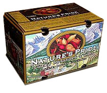 Nature's Pride 10-Lb. box